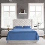 Bed Sheet Set_DarkBlue_Front