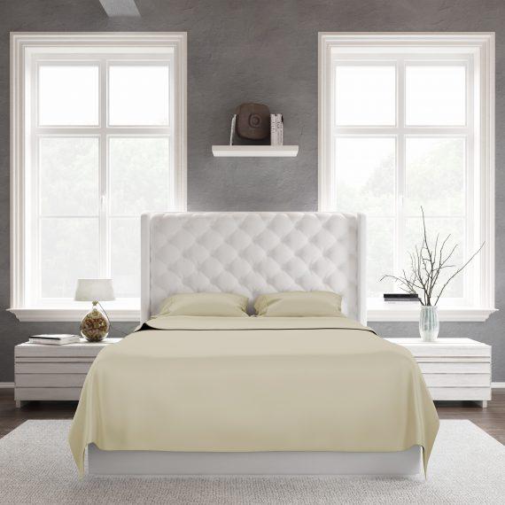 Bed Sheet Set Sage Front scaled