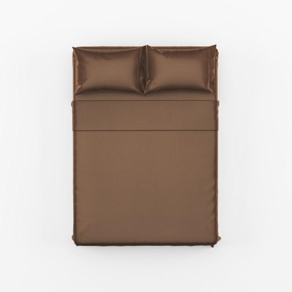 Chocolate Bed Sheet Set scaled