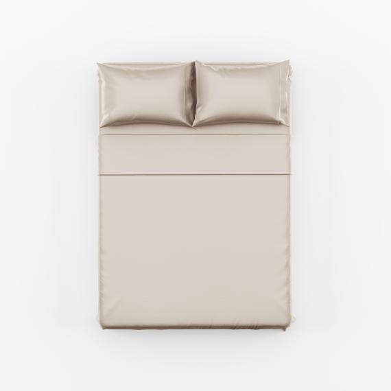 Ivory Bed Sheet Set scaled