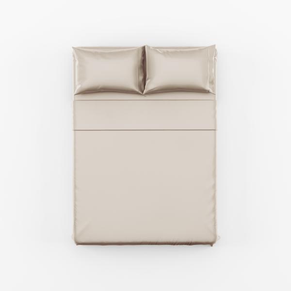 Ivory Bed Sheet Set