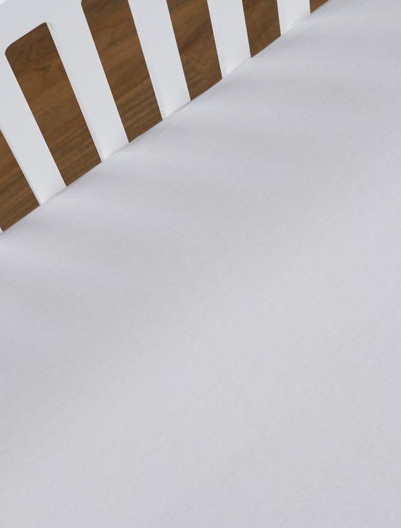 Grey Crib Sheets 2