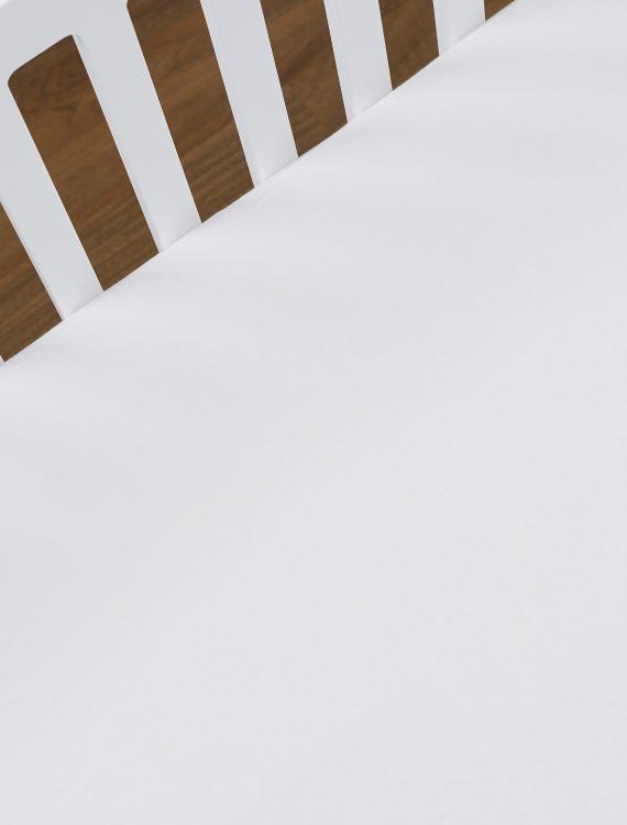 White Crib Sheet 2