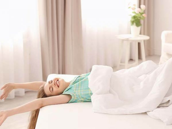 Ideal Sleeping Positions for the Best Sleep