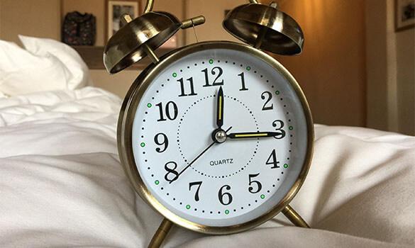 Right Amount of Sleep